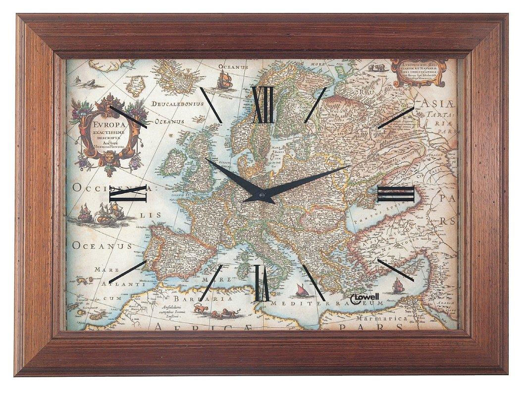 Часы с картиной своими руками 56