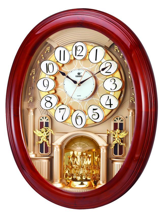 Если в комнате имеются часы, они обязаны не только показывать точное время, но и украшать интерьер!